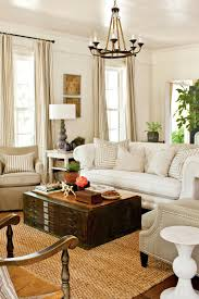 Southern Living Traditional Living Rooms farmhouse restoration idea house tour southern living