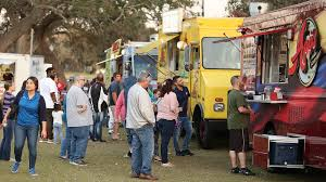 Region's Food Truck Events Face Competition For Trucks And Customers ...