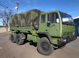 Military Vehicles For Sale » Blog Archive » Stewart And Stevenson ... M923a2 5 Ton 66 Cargo Truck Okosh Equipment Sales Llc 1975 Am General Xm35 Ton Military Truck Memphis Military Vehicles For Sale Surplus All New Car Jjrc Q63 116 24g 6wd Offroad Transporter Crawler Eastern Dump For Sale Or Trade Trucks Gone Wild M928 M929 6x6 Dump Truck Army Vehicle Youtube Pickup Hot Jjrc Rc 24g Remote Control 6wd Tracked Offroad