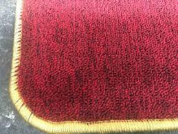 details zu schlingen teppich wohnzimmer kinder zimmer spielteppich rot gold