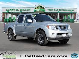 Pre-Owned 2018 Nissan Frontier PRO-4X Crew Cab Pickup In Sandy ...