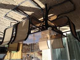 Hampton Bay Patio Umbrella by Patio Craigslist Patio Set Pythonet Home Furniture