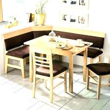 Corner Dining Room Set Enchanting Contemporary Kitchen Booth Seating Table Sets Hutch Furniture