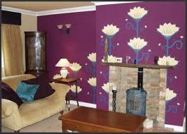 Grey And Purple Living Room Curtains by Purple And Grey Living Room Cocoa Wall Paint Color Grey Polyester