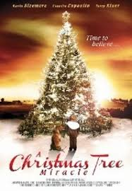 Christmas Tree Miracle The Festive Season Is Already By Corner And A Lot Of Movies Are Being Released Herss One Movie I Think You Should