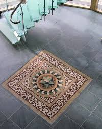 A Mosaic Rug Or Medallion Up To 1m X Is Made Delivered And Installed In One Section