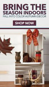 Fall Into Color Autumn Decor Is Now Available At Joann