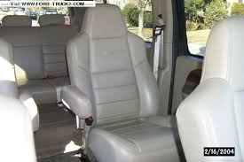 how to slide 2nd row captains chairs ford truck enthusiasts forums