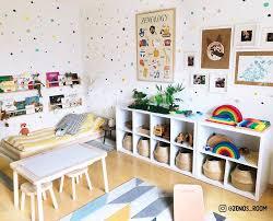 montessori kinderzimmer einrichten tipps inspiration