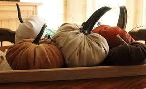 Dryer Vent Pumpkins Tutorial by Fall Fabric Pumpkin Tutorial Hometalk