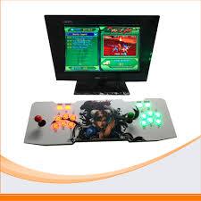 Mame Arcade Machine Kit by Aliexpress Com Buy 2017 Year Arcade Game Machine Kits Double
