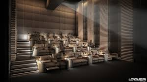 Movie Theatre With Reclining Chairs Nyc by Flashy New Movie Theater Will Replace The Old One At Mall Of