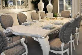 Attractive Luxury Table And Chairs Dining Room Bench For Tables