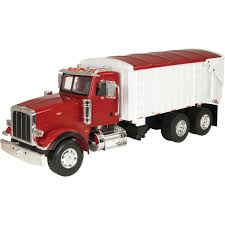 100 Toy Grain Trucks Tomy 116 Scale Big Farm Peterbilt With Box Die Cast Vehicle