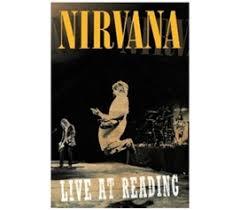 Nirvana Live At Reading Poster