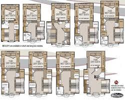 Small Truck Camper Floor Plans