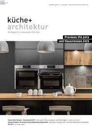 küche architektur 4 2019 by fachschriften verlag issuu