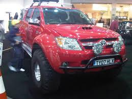 100 Toyota Truck Top Gear Arctic Hilux At MPH London 2009 Simon Chapman