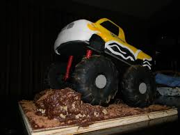 100 Destroyer Monster Truck The CakeCentralcom