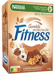 cereales nestlé fitness chocolate 375 gr