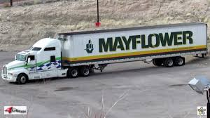 MAYFLOWER MOVING TRUCKS - YouTube