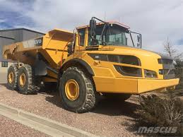 Volvo A40G - Articulated Dump Truck (ADT), Price: £402,006, Year Of ...