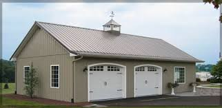 POLE BARNS METAL BUILDINGS GARAGE CONSTRUCTION