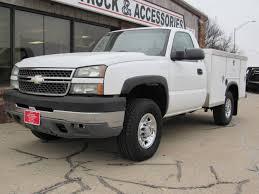 100 Service Truck Accessories 2005 CHEVROLET SILVERADO 2500HD Lincoln NE 5005183421