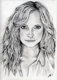 Step 14 How To Draw A Woman Katherine Pierce The Vampire Diaries
