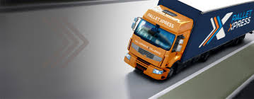 100 Transland Trucking PalletXpress Delivering Palletised Freight Throughout Ireland And