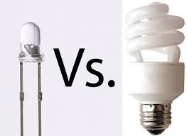 led vs cfl cycle study shows a race but led likely