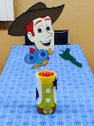 Toy Story Woody Centerpiece Base Buzz Lightyear Birthday