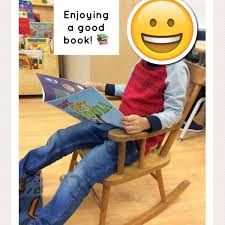 100 Rocking Chair With Books FDK In Room 130 On Twitter Chair Good Book