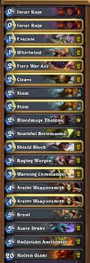 guide the archetype history series control warrior good gaming inc