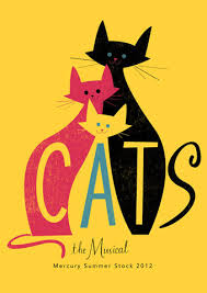 Not Only Is This My All Time Favorite Musical I Also Love Design Cats Poster By Jamey Christoph From Magicfran Via The Zoo Keeper