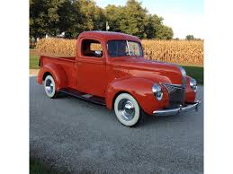 1941 Ford Pickup For Sale | ClassicCars.com | CC-1017558