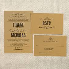 Rustic Wedding Invitation Templates PlumegiantCom
