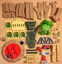 Thomas Tidmouth Sheds Deluxe Set by Thomas And Friends Trackmaster Tidmouth Sheds Playset Ebay