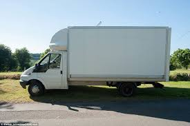 The Old White Transit Van Cost Couple GBP3500 To Buy And They Have Spent
