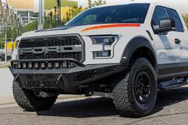 2017-2018 FORD RAPTOR HONEYBADGER FRONT BUMPER - Foutz Motorsports LLC 201517 Ford F150 Heavy Duty Full Guard Winch Bumper New Front Gator Covers Enforcer Mesh Skins 2017 Raptor Rogue Racing Dt Roundup To Diesel Tech Magazine Br5 Replacement From Go Rhino Custom Trucks Pickup Truck Bumpers Defender Alinum And Discount Fusion 31996 Fordf150 Dakota Hills Accsories Gmc Frontier Gear Width Hd With Brush Toyota Recalls 79000 Pickups Steps In Bumper Could Break Q13 Fox Amazoncom Mbi Auto New Complete Chrome Rear Step Assembly