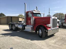 USED 2015 PETERBILT 389 TANDEM AXLE DAYCAB FOR SALE IN MS #6970