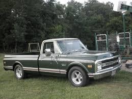 100 70s Chevy Trucks 1970 C10 Factory 402BB Colorado GMC Canyon