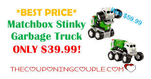BEST PRICE* Matchbox Stinky Garbage Truck ONLY $39.99! Matchbox Big Rig Buddies Scrap Yard Adventure Playset Review Real Workin Talking Garbage Truck Mr Dusty Toysrus Gift Idea Wvol Friction Powered Only 824 Amazoncom Sweep N Keep Toys Games Mattel Stinky The Kids Interactive Sing The Walmartcom Salvage Transformers Rescue Stinky Garbage Truck In Blyth Northumberland Gumtree Hobbies Tv Movie Character Find Target Best In Word 2017