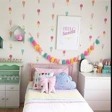 Super Gorgeous Bedroom With Our Icecreamdream Wall Decals Thanks Again Inspiredbypearl
