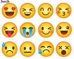 40 Emoji Clipart Clip Art Smiley Face Feelings