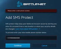 valid phone number battle net has a time recognizing phone numbers on messages