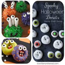 Make Your Scary Halloween Food Thanksgiving Look Creepy THANKS