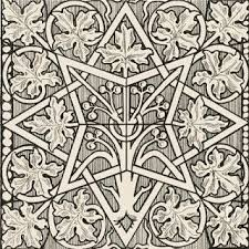 Star Tile Ebony From The Biltmore Collection Design By Artaissance