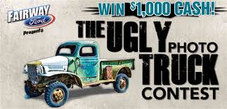 100 Win Truck Kingsport TimesNews Your Ugly Truck Could Win You 1000 Cash