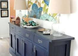 Dining Room Sideboard Decorating Ideas Buffet Table